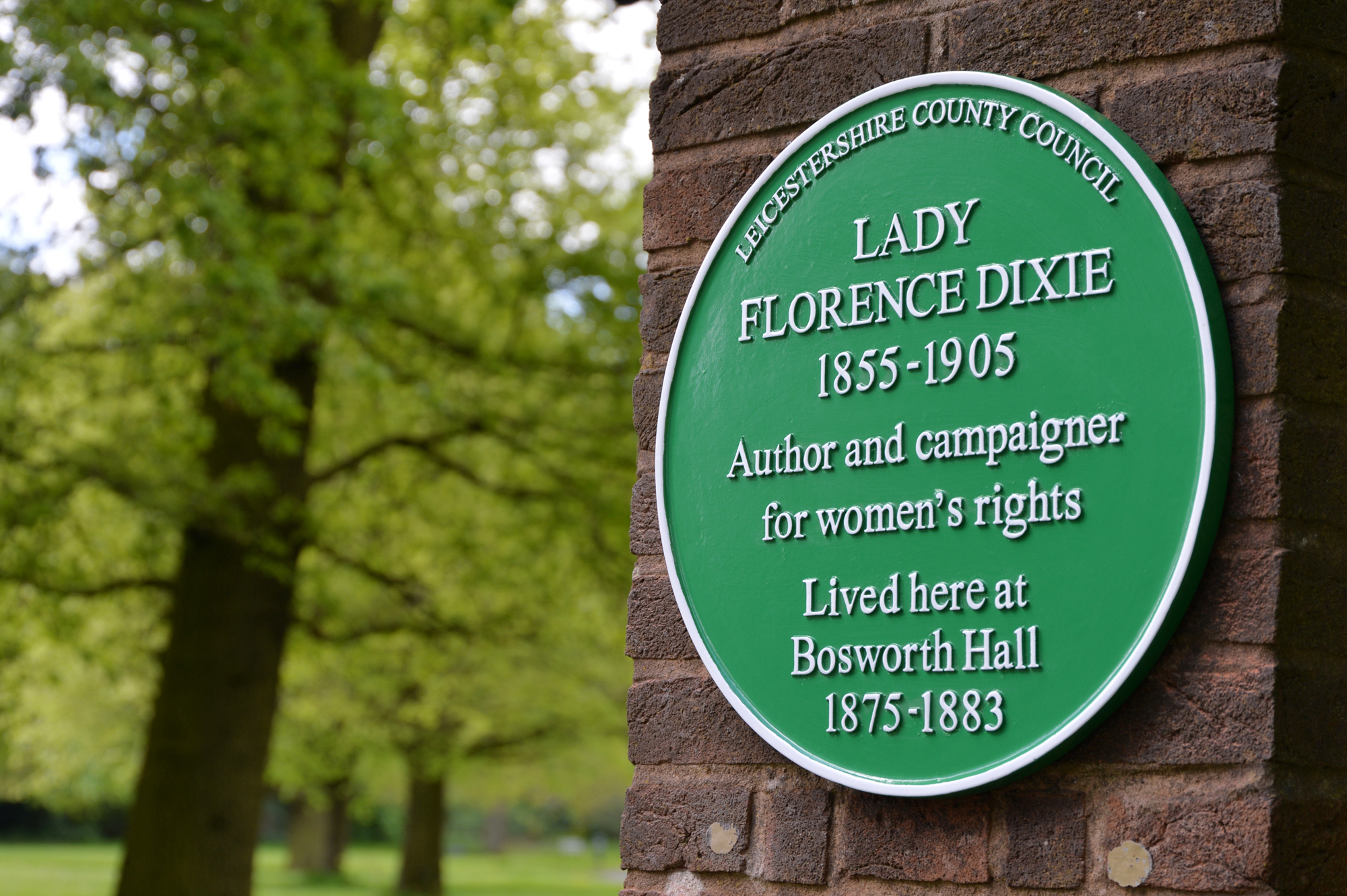 Green Plaque scheme