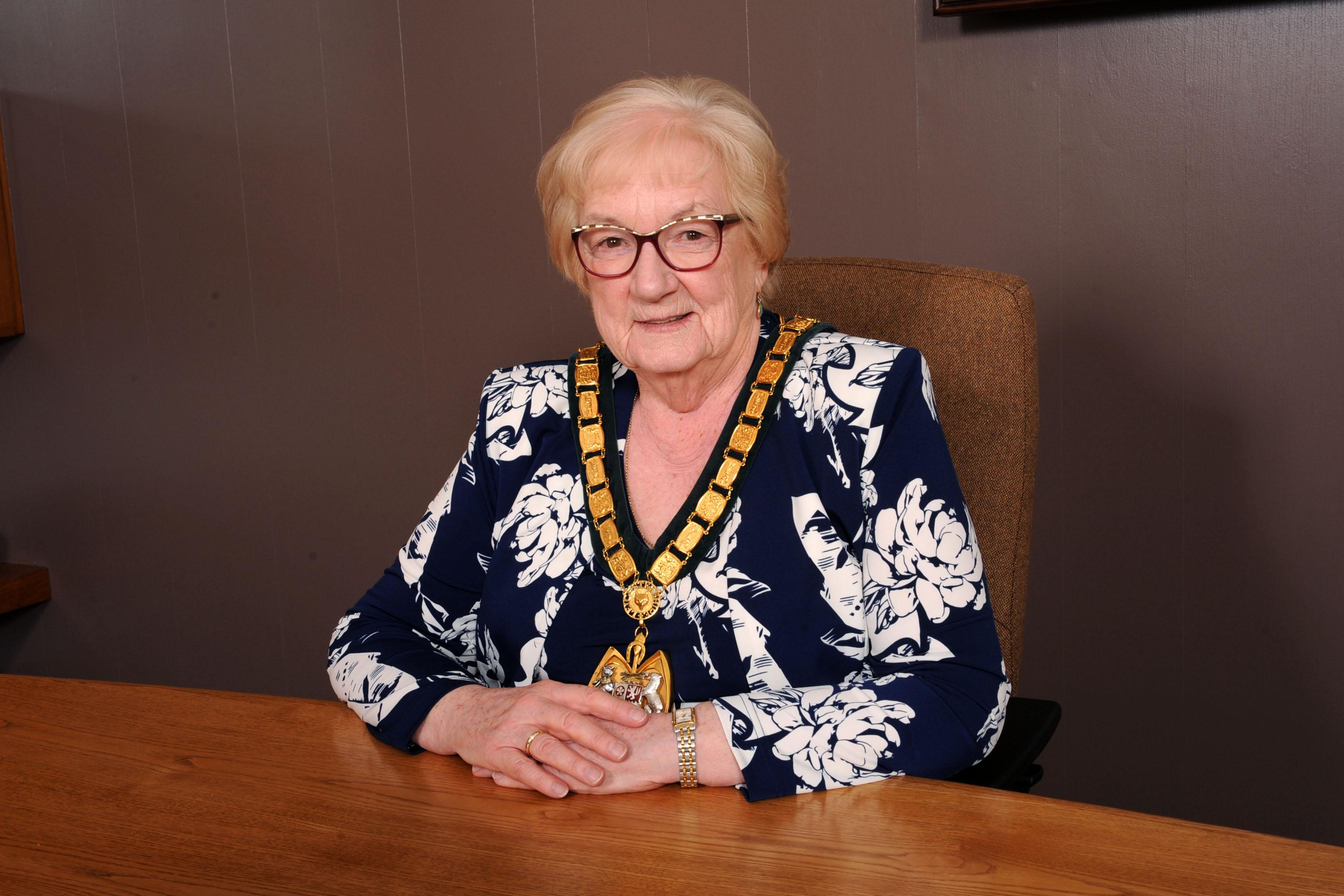 Chairman - Pam Posnett