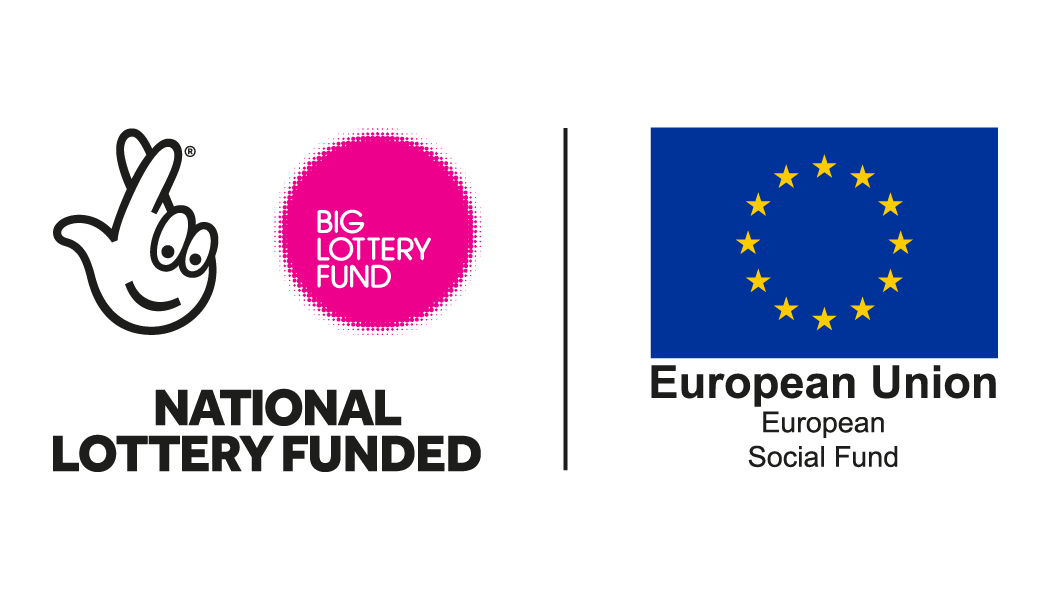Big Lottery Fund and EU Social Fund