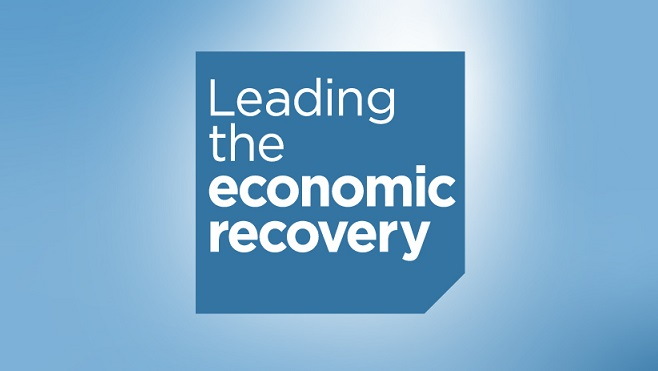 Leading the economic recovery