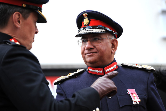 The Lord Lieutenant