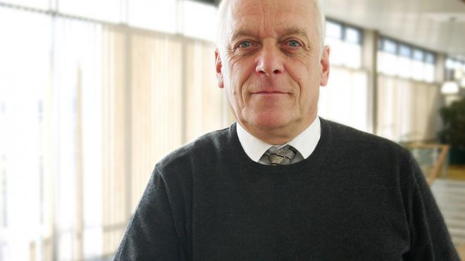 Nick Rushton council leader