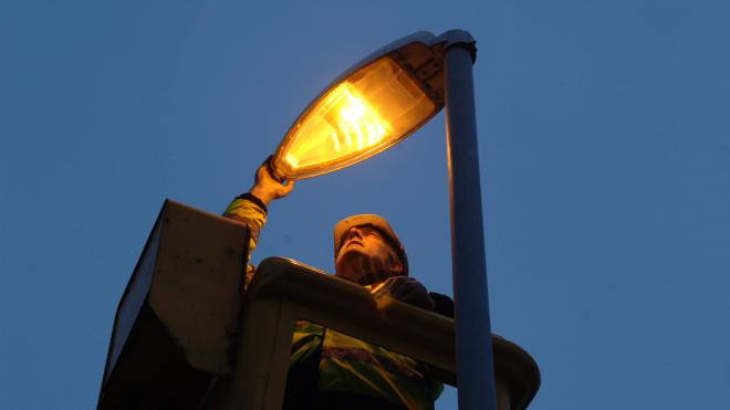 Led Street Lighting Programme Leicestershire County Council