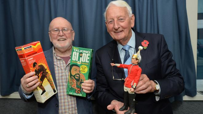 Former toy factory, Palitoy, recieves award