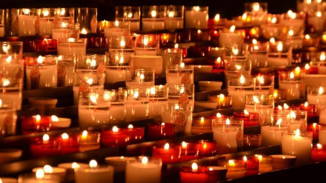 divas candles diwali bonfire