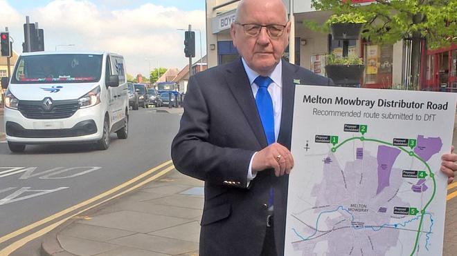 Byron Rhodes in Melton