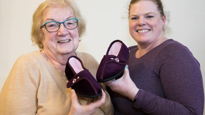 Slipper exchange scheme a success