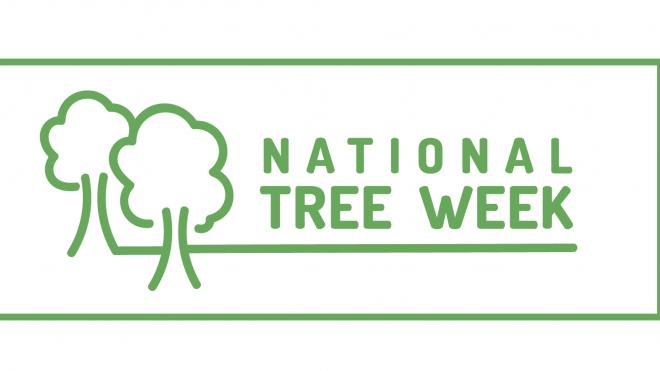 National Tree Week logo