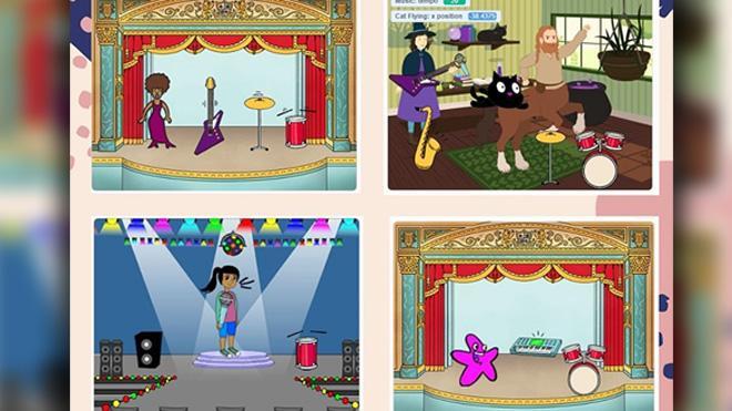 Children's animations