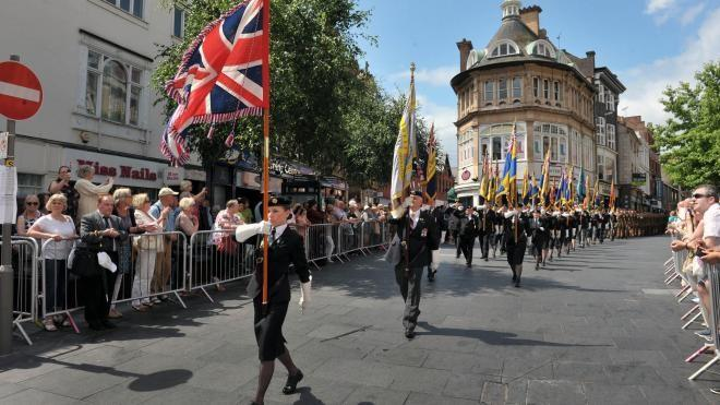 Armed Forces Parade