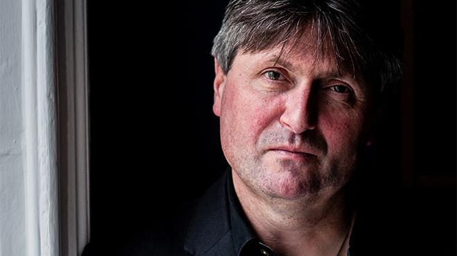 Poet Laureate Simon Armitage