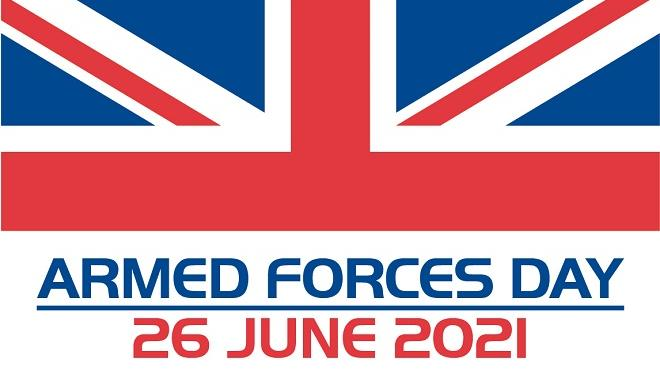 Armed Forces Day 26 June 2021