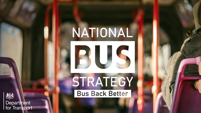 Logo of National Bus Strategy
