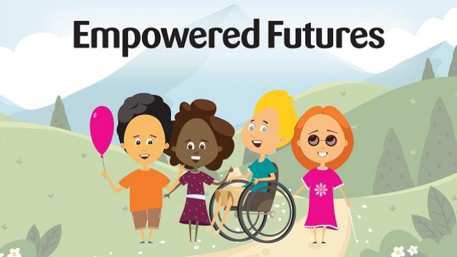 Empowered Futures - To better enable children and young people with disabilities in Leicestershire