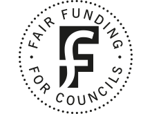 Fair funding logo