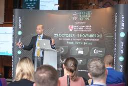 Business Festival launch event