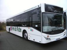 Park & Ride bus