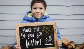 Why foster with us?
