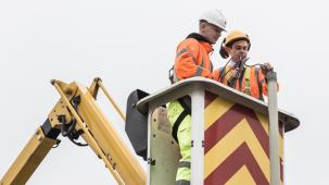 Project to change street lights to energy saving LEDs is almost complete