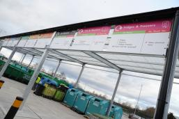 Opening hours at Whetstone recycling and household waste site will change during the winter