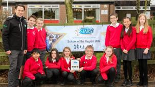 Two primary schools in Leicestershire honoured for their commitment to sustainable travel