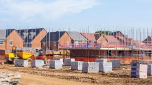 Housing development growth