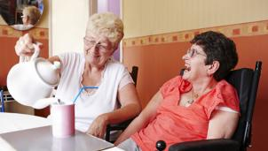 Image for working in care