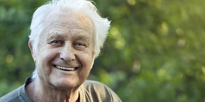Image of older man