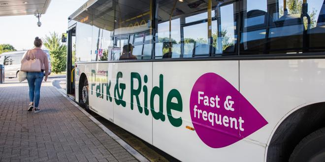 New offer off for Leicester Park and Ride passengers