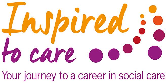 Inspired to care logo