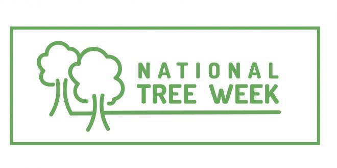National Tree Week logo
