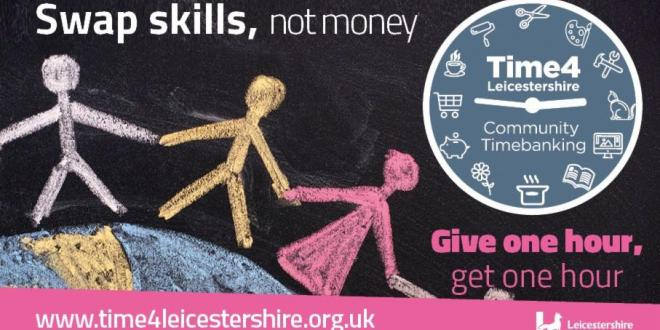 Time4Leicestershire promotional poster