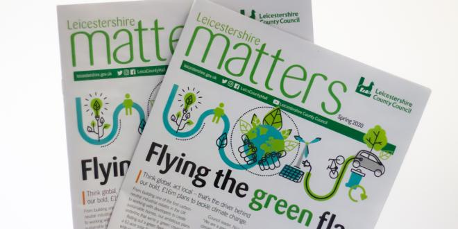 Pic of Leicestershire Matters
