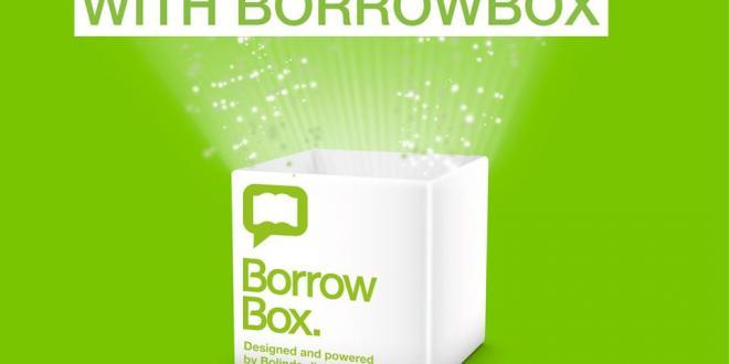 Borrowbox graphic