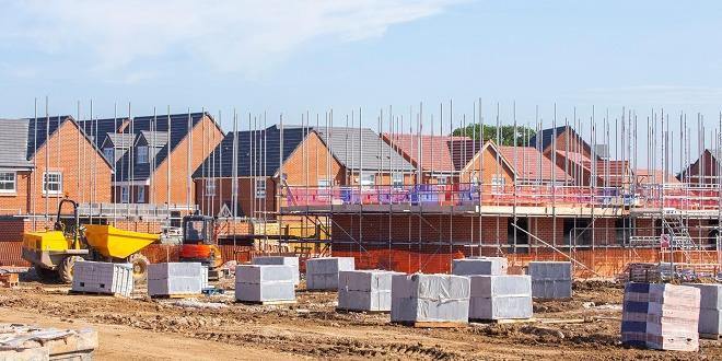 Housing development growth